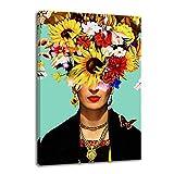VIIVEI Alle Kunst Bilder Wohnkultur Drucke Künstler Frida