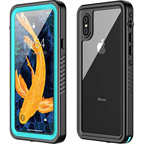 Funda impermeable para iPhone X, funda impermeable para iPhone Xs ....