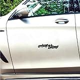 3d Aufkleber Auto 15x3.8cm creme de la creme mode auto styling körper zubehör auto aufkleber aufkleber für auto laptop fenster aufkleber