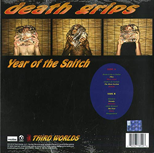 Year Of The Snitch [LP]