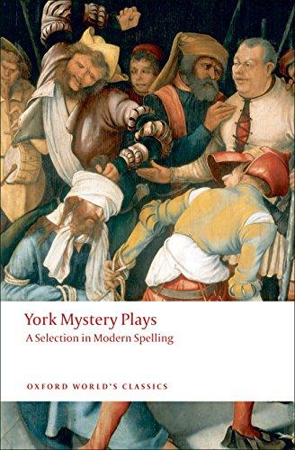 York Mystery Plays (Oxford World's Classics)
