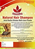 Natural Hair Shampoo with Amla, Reetha, Shikakai and Methi dana - 227 grams