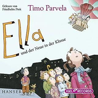 Ella und der Neue in der Klasse Titelbild
