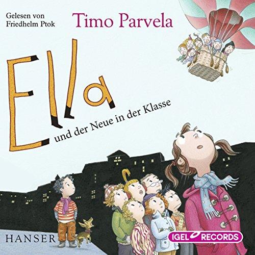 Ella und der Neue in der Klasse audiobook cover art