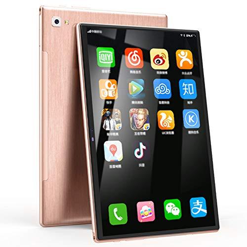 ELLENS Tableta de Pantalla Grande de 10.1 Pulgadas Android 8.1, procesador Phablet Octa Core, 3GB RAM 32GB ROM, teléfono Celular 4G, cámara Dual SIM Dual (Teclado Opcional)