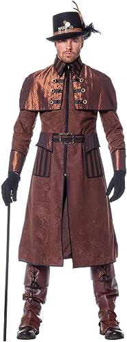 suministro de productos de calidad Steampunk Disfraces De De De Hombre Deluxe 60  ahorra 50% -75% de descuento