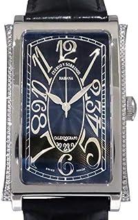 クエルボ・イ・ソブリノス CUERVO Y SOBRINOS プロミネンテ ソロテンポ 1012-1NG-G 中古 腕時計 メンズ (W157059)