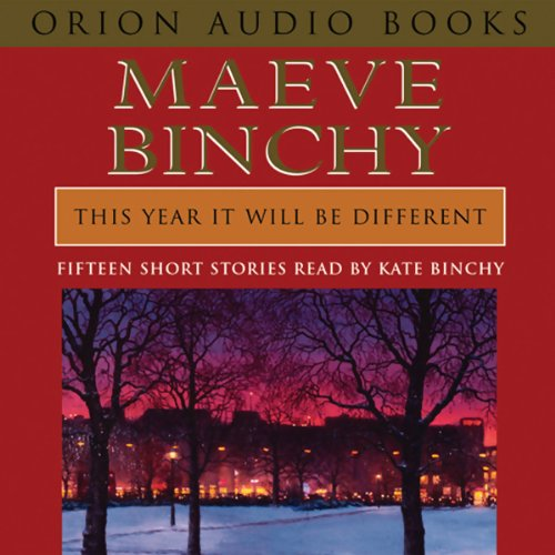This Year It Will be Different audiobook cover art
