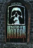MASTERS OF HORORR DVD Season 1 6-Disc Set NIB - factory sealed - Dario Argento