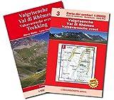 Valgrisenche, Val di Rhemes, Valsavarenche ovest. Trekking. Ediz. multilingue
