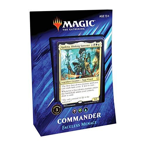 Magic: The Gathering Commander - Cubierta de Amenaza sin Rostro