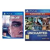 Detroit Become Human - Edición Estándar & Uncharted Collection Hits - Versión 17