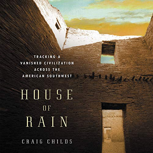 House of Rain Audiobook By Craig Childs cover art