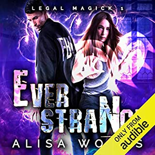 Ever Strange audiobook cover art
