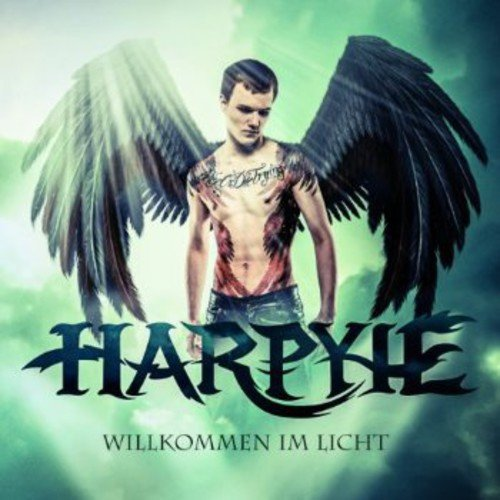 Harpyie: Willkommen im Licht (Audio CD (Limited Edition))