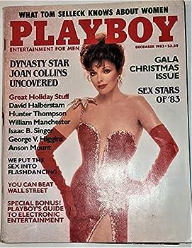 Playboy Magazine December 1983