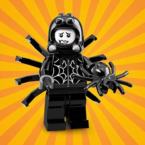 LEGO Serie 18 SPIDER SUIT GUY Minifigura (#09/17) - Enbolsado 71021