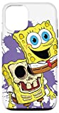 iPhone 12/12 Pro Cool Skull Candy SpongeBob SquarePants - Nickeldoeon Case