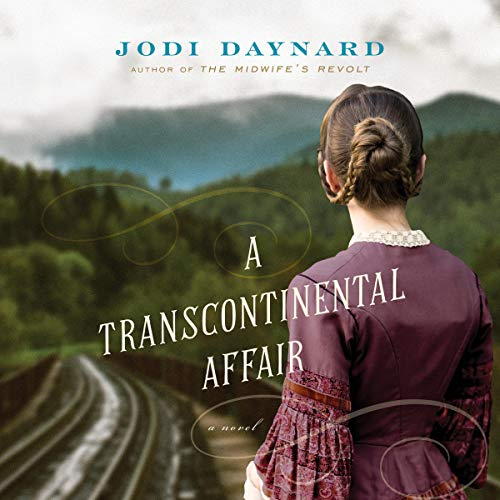 A Transcontinental Affair audiobook cover art