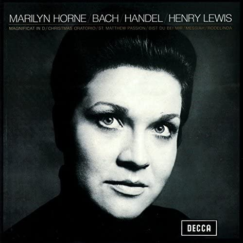 Marilyn Horne, Vienna Cantata Orchestra & Henry Lewis
