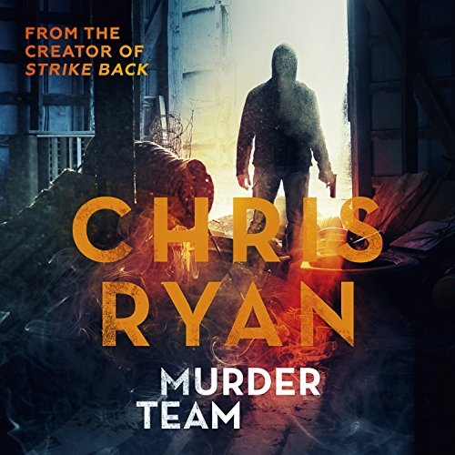 Murder Team audiobook cover art