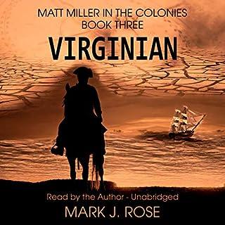 Virginian audiobook cover art