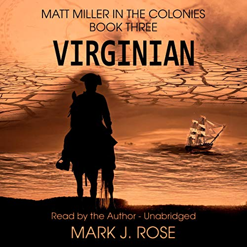Virginian audiobook cover art