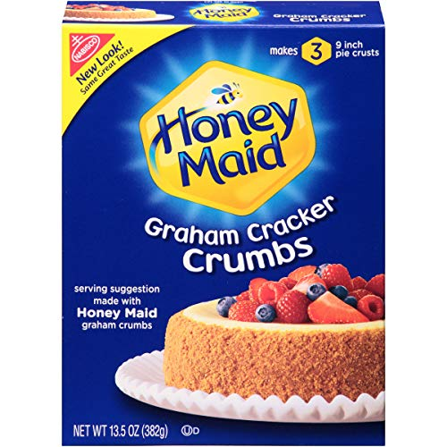 Honey Maid Graham Cracker Crumbs, 13.5 oz