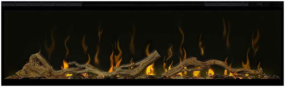 DIMPLEX IgniteXL 50-in Electric Fireplace Limited price sale Driftwood free shipping Log Kit - w