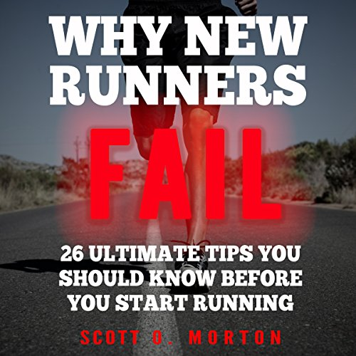 Why New Runners Fail audiobook cover art