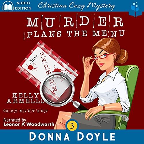 Murder Plans the Menu cover art