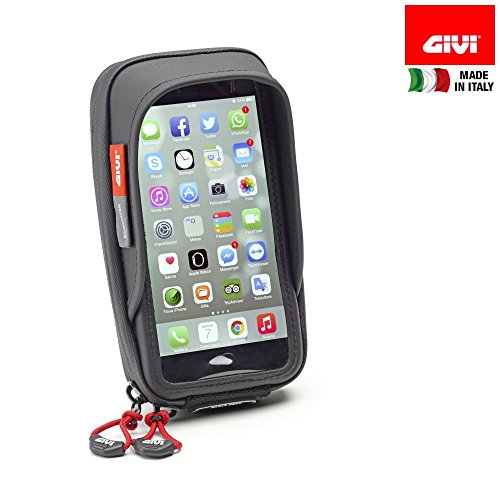 Givi S957B supporto impermeabile manubrio moto per Smart Phone iPhone/Galaxy