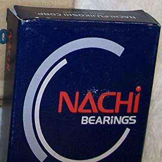 NACHI 6006-2NSE Deep Groove Ball Bearings Metric 30mm ID 55mm OD 13mm Width