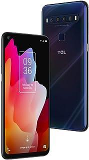 TCL(ティーシーエル) TCL-10 Lite マリアナブルー「T770B Mariana Blue」6.53型 メモリ/ストレージ:6GB/128GB nanoSIMx1 ドコモ/au/ソフトバンク対応 SIMフリースマートフォン TCL ...