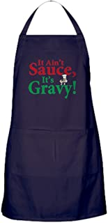 it's gravy not sauce apron