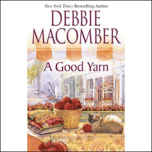A Good Yarn audiobook cover art