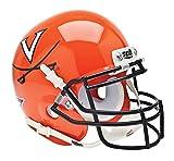 Schutt NCAA Virginia Cavaliers Mini Authentic XP Football Helmet