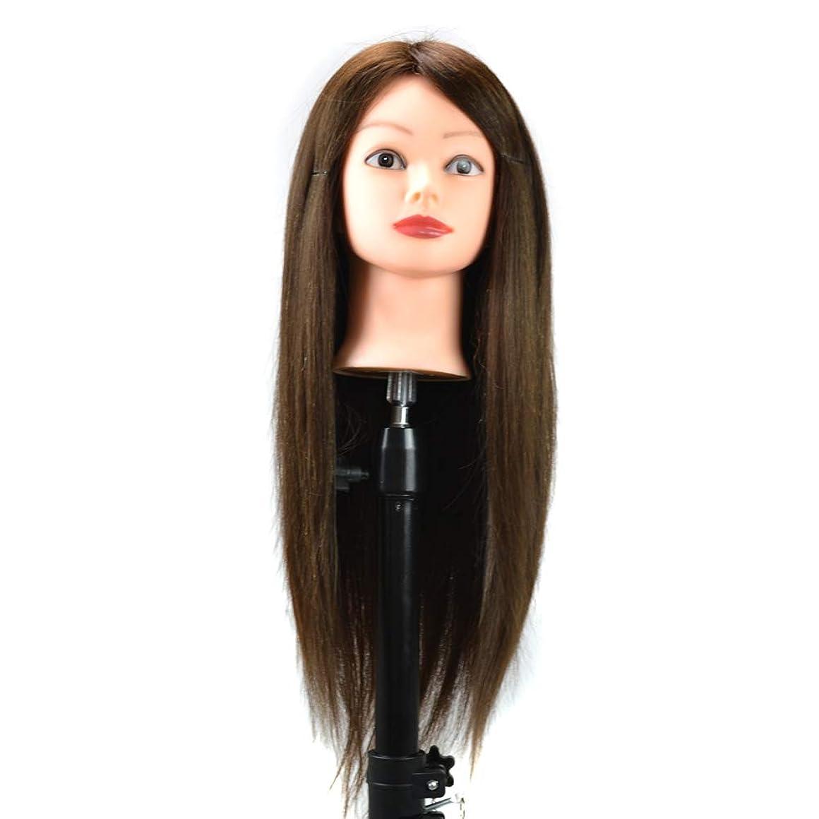 見捨てられた報いるホイッスルスタイリング編組ダミーヘッドトレーニングヘッドディスクヘアーメイクアップウィッグマネキンヘッドにすることができますヘアカール人間の髪の練習ヘッドモールド