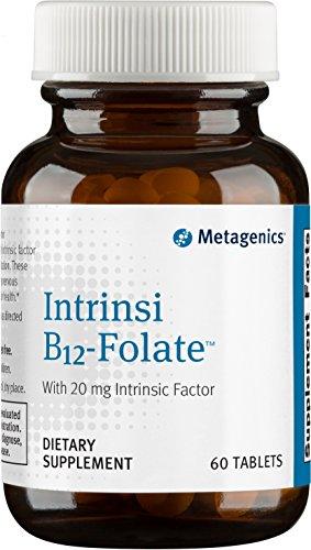 Metagenics - Intrinsi B12-Folate, 60 Count