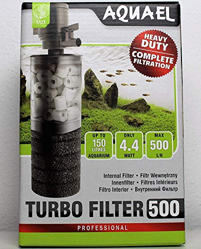Aquael 5905546133357 Innenfilter Turbo Filter 500