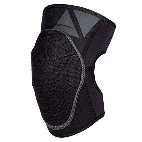 Magic Marine Basic Knieschoner Schwarz - Unisex - Ideal für windige Tage, an denen zusätzlicher Schutz benötigt Wird