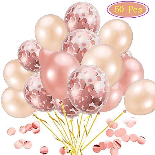 AA HUAYE誕生日 飾り付け 風船、Happy Birthday バルーン、パーティー 装飾 風船、バースデー 飾り バルーン HB7S (round ball)