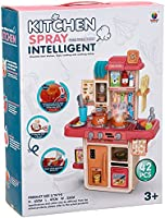 Ming Jia Long MJL-709 Kitchen Playset for Kids - 42 Pieces