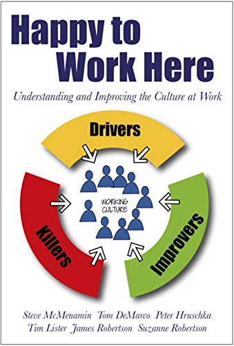 Happy to Work Here: Understanding and Improving the Culture at Work (English Edition)