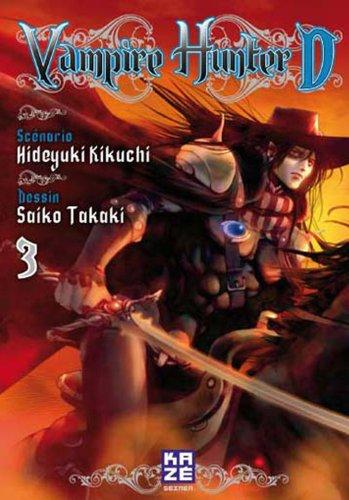 Vampire Hunter D Vol.3 - French Edition (Vampire Hunter D - French Edition)