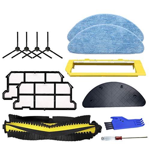 IUCVOXCVB Accesorios de aspiradora Cepillo Principal de Tela