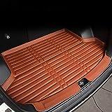 Maletero del coche posterior del trazador de líneas del cargador del cargo Mat bandeja de piso de barro retroceso del protector for el Honda Civic Sedan 4dr 2dr Coupe 2012 2013 2014 2015 troncos