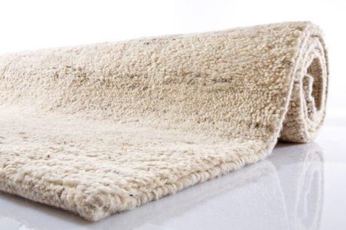 Tuaroc Berber-Teppich Marrakesch mit ca. 45.000 Florfäden/m² 101 990 meliert 170 x 240 cm beige