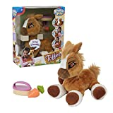 Giochi Preziosi Emotion Pets Toffee, Pony peluche, con Accessori, Multicolore...