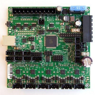 MatterHackers Ultimachine RAMBo 1.3 3D Printer Controller Kit